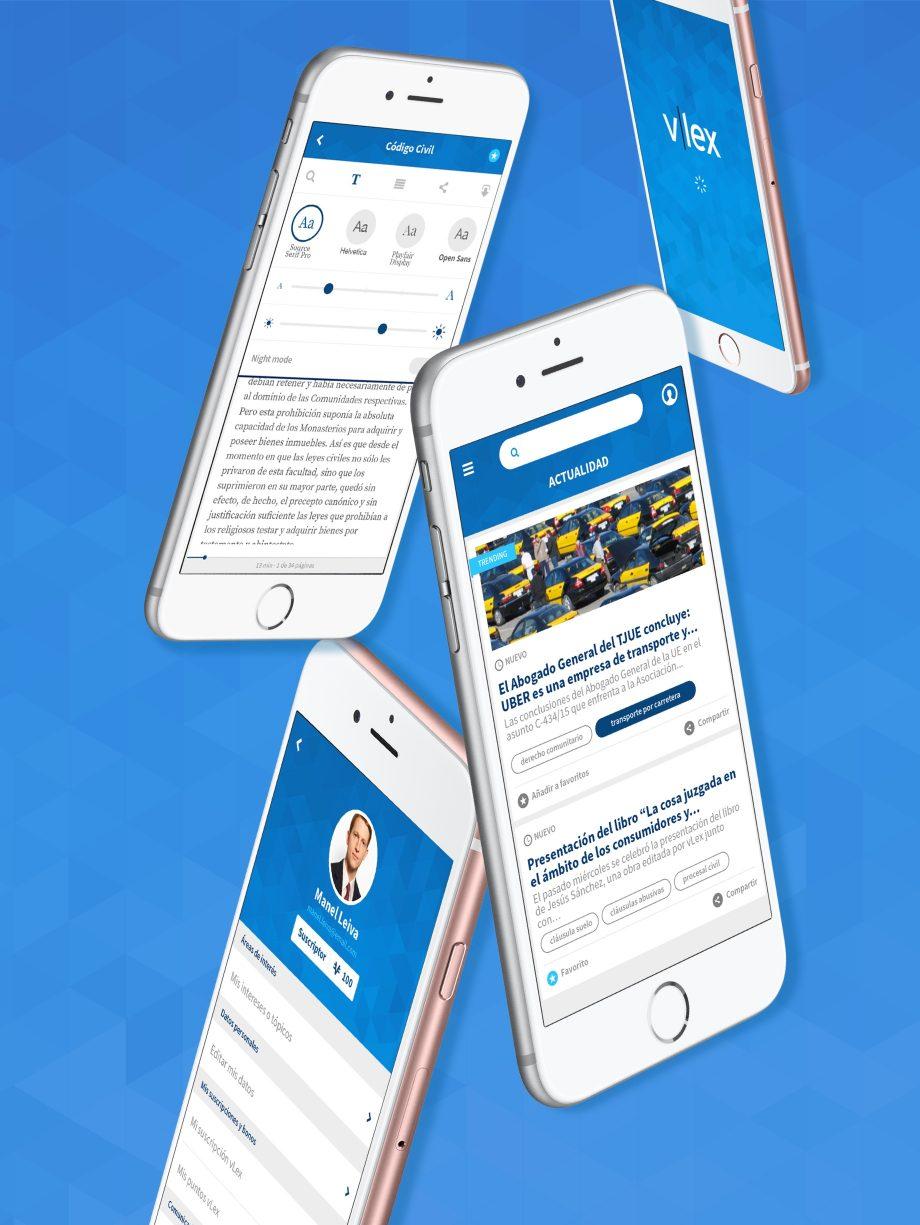 vLex app