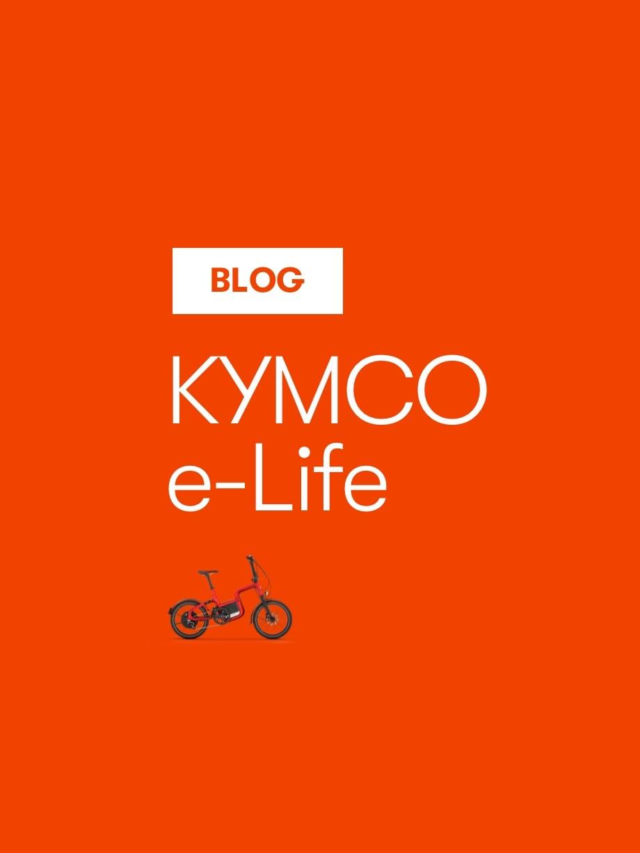 KYMCO e-Life - Blog