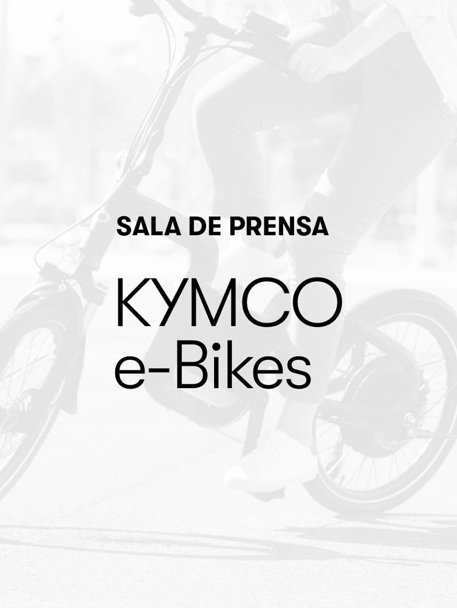 KYMCO e-Bikes - Sala de prensa
